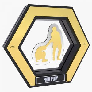TROFÉU HEX FAIR PLAY